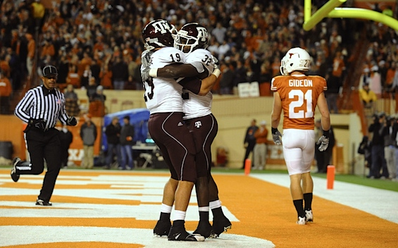 All signs point to 'gone': Texas A&M is about to join the SEC