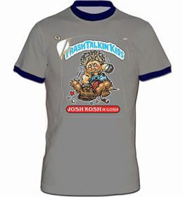 Koscheck dislikes new shirt, Bonnar wants to pummel him