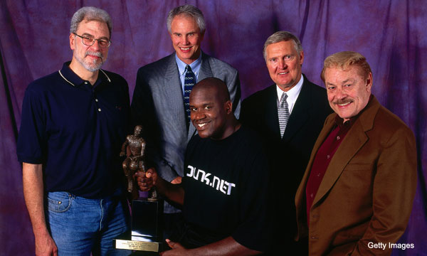 Phil Jackson was no fan of Jerry West, says Jerry West
