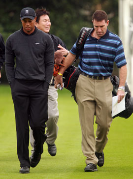 What will Tiger Woods' departure from IMG mean for his career?