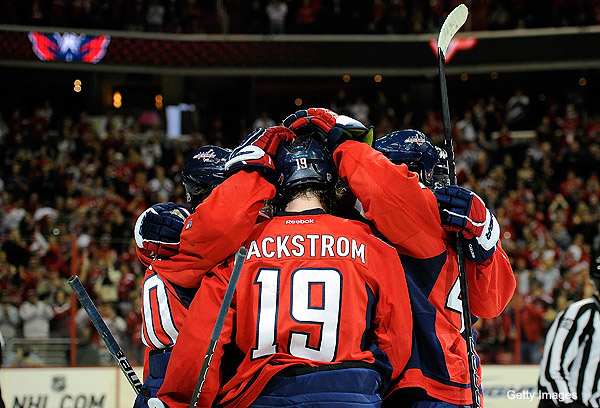 For Ovechkin and Backstrom, breaking up is easy to do