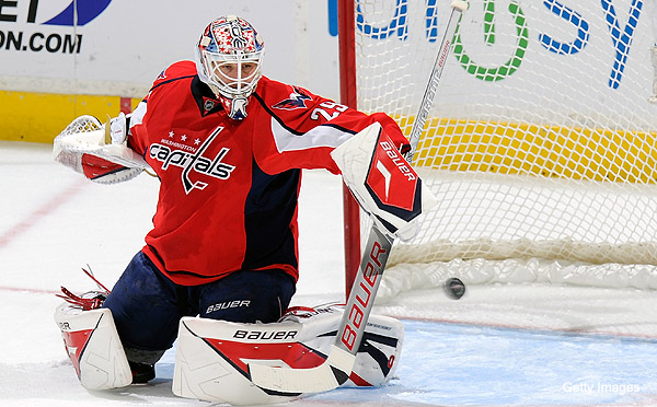 Goalie woes sinking Capitals, Lightning; what's the fix?