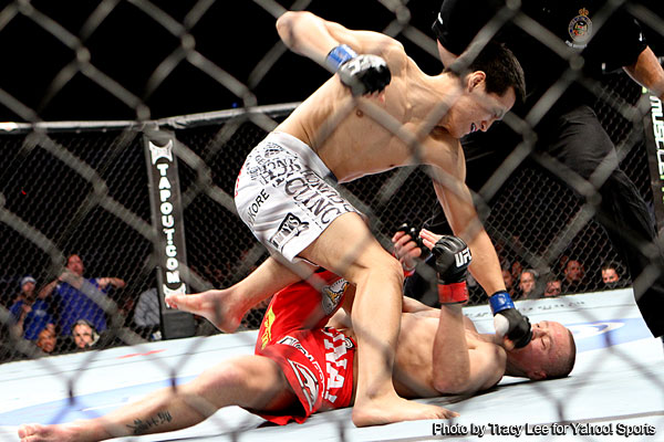 UFC 140 results recap: Chan Sung Jung vs Mark Hominick fight review and analysis