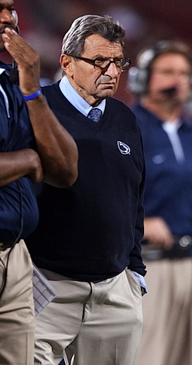 Headlinin': Former discipline head leads the skeletons out of Paterno's closet
