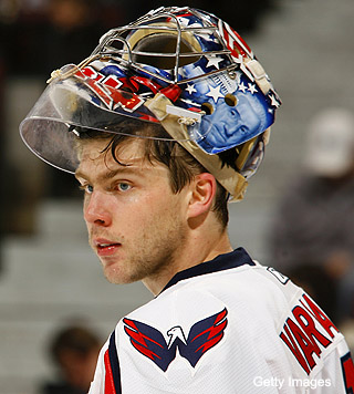 Why Semyon Varlamov chose KHL over Washington Capitals