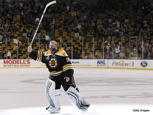 It's Tim Thomas' Conn Smythe Trophy, win or lose