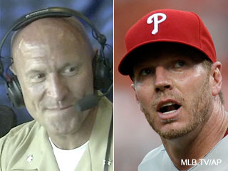 How do you stop Roy Halladay? Marine says use a giant tank