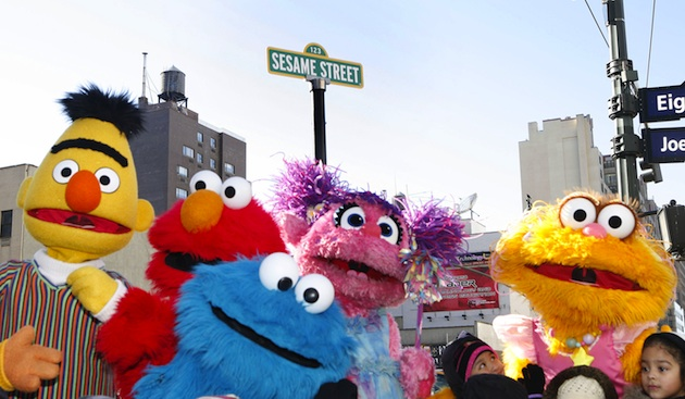 Brees to visit 'Sesame Street.' What if NFL players were characters?