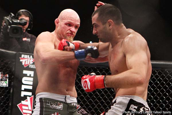 Keith Jardine gets Strikeforce middleweight title shot