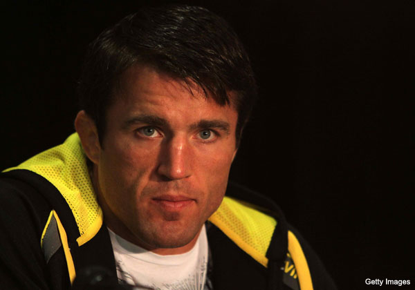 Sonnen interview: Silva is next for Chael, but suggests he may take another fight in the interim