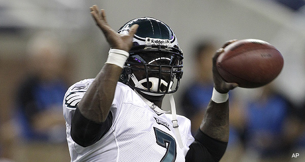 Eagles give Michael Vick a new six-year, $100 million contract