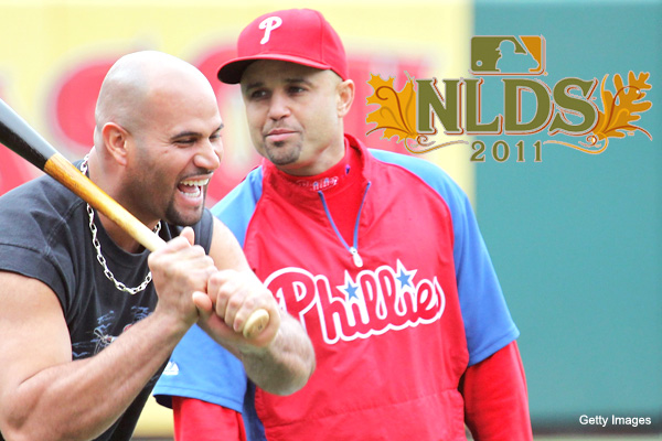 10 numbers for the NLDS: Cardinals vs. Phillies