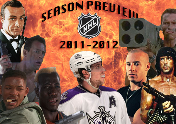 Puck Daddy Season Preview 2011-12: Los Angeles Kings