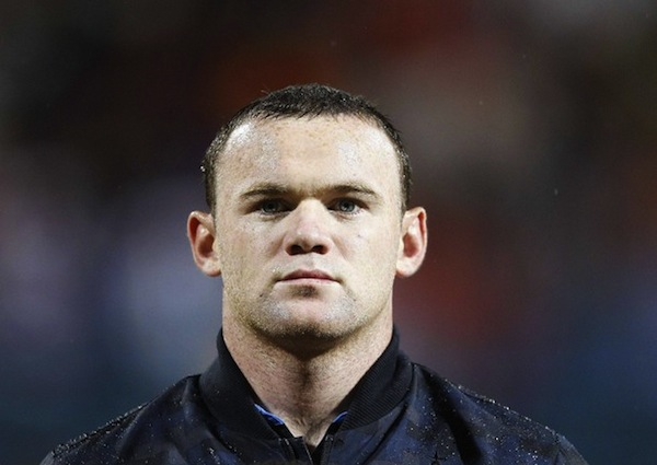 DT Exclusive: Wayne Rooney's apology letter to UEFA