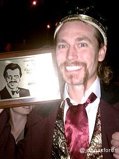 Lip-smackin' good: Milwaukee's Axford wins AMI mustache award