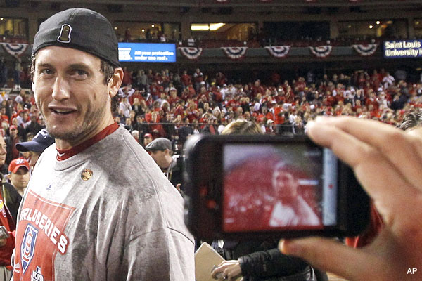 The 10 most memorable moments of the 2011 postseason