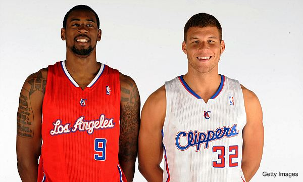 A Clipper dunks the most in the NBA, but it's not Blake Griffin