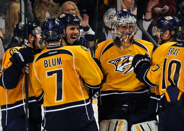 Tuesday's Three Stars: Rinne shuts down Caps; Butler does in Flames