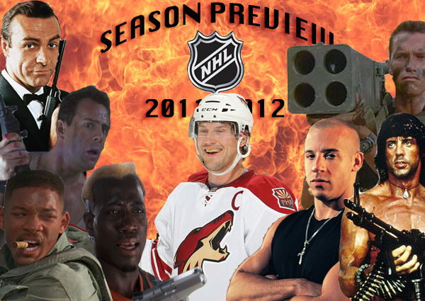 Puck Daddy Season Preview 2011-12: Phoenix Coyotes