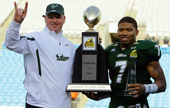 Debriefing: USF's path to the top of the Big East gets a little more rugged