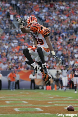 Police seize eight pounds of marijuana from home of Bengals WR