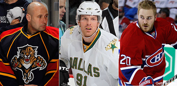 Puck Daddy's 2011 NHL Free-Agent Frenzy Report Card