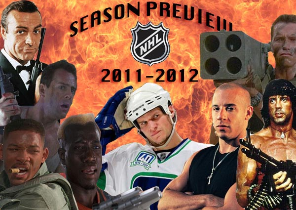 Puck Daddy Season Preview 2011-12: Vancouver Canucks
