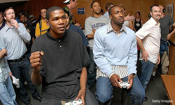 Days of NBA Lives: Wherein Kevin Durant is finally bad at something