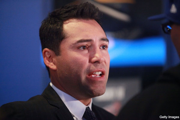 De La Hoya talks suicide, drugs and hitting rock bottom during Univision interview
