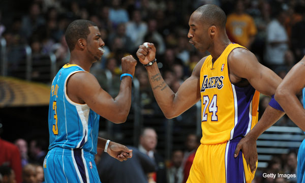 The Lakers acquire Chris Paul in a massive three-team deal that raises heaps of questions