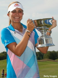 Lexi Thompson becomes youngest LPGA Tour winner ever