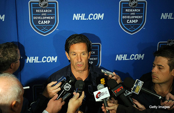 Pass or Fail: Grading NHL's new rules tested at R&D Camp