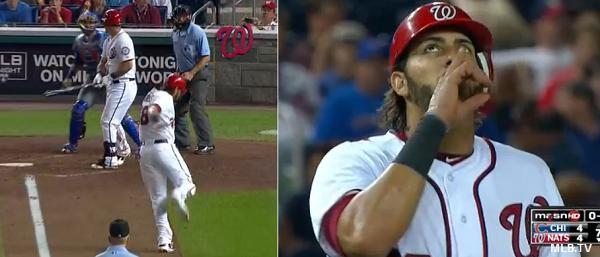 Gutsy call: Nats shake off scare, succeed on second squeeze attempt