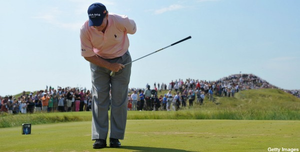 What was the best shot of the 2011 PGA Tour season?