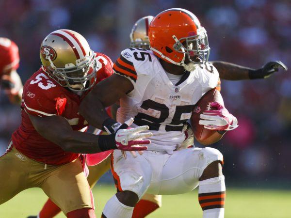 Injury Wrap: The Browns Ogbonnaya their way into Houston