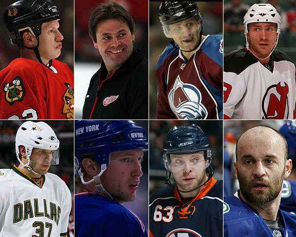 Remembering the NHL stars of Lokomotiv Yaroslavl