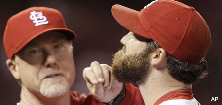 Jason Motte is this year's Brian Wilson (in more ways than one)