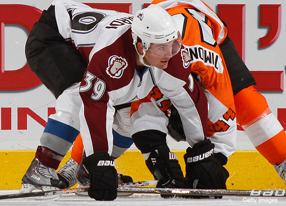 Admiring the salary cap floor for Avalanche, Islanders