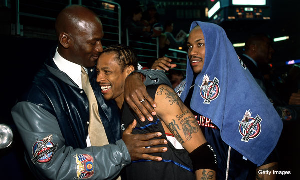 Stephon Marbury lays into Michael Jordan once again, calling him a 'sellout'