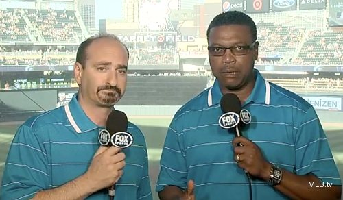 Tigers TV guy: Latinos need 'rice and beans' for postgame meal