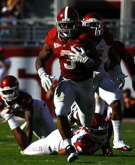 Dominant Crimson Tide are who we thought they were, and one game closer to who they want to be
