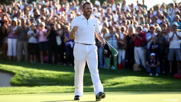 Sergio Garcia goes back-to-back in Spain