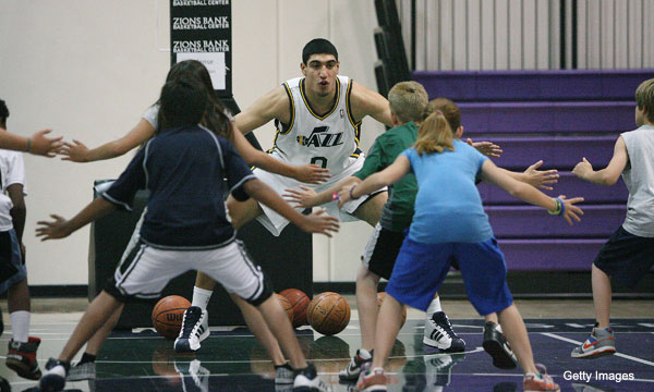 Enes Kanter wants to play high-level basketball again, badly