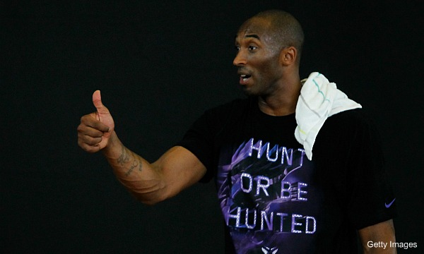 Kobe Bryant is no longer America's most popular athlete