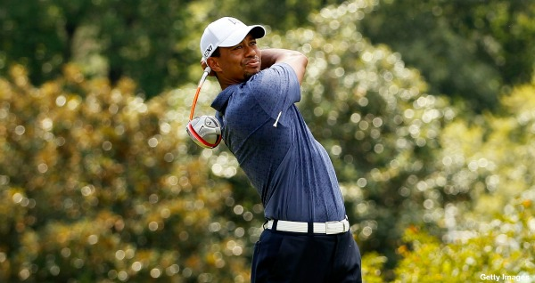 A Tiger return? Woods breaks course record at Florida course