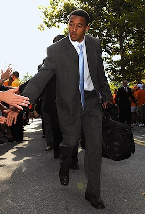 Janzen Jackson, prodigal Vol, returns to Tennessee