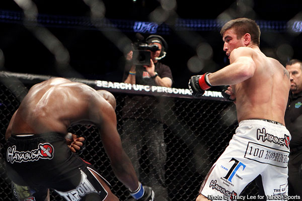 UFC 131′s Three Stars: Stout, Herman and Munoz