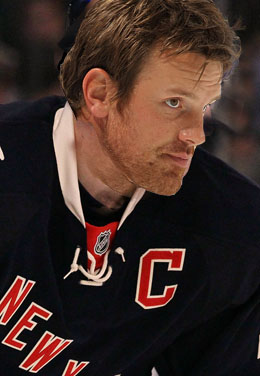 Brad Richards, New York Rangers captain?