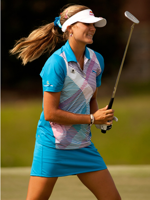16-year-old Lexi Thompson notches second win in four months