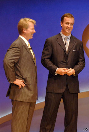 Peyton Manning isn't concerned with the opinion of Phil Simms
